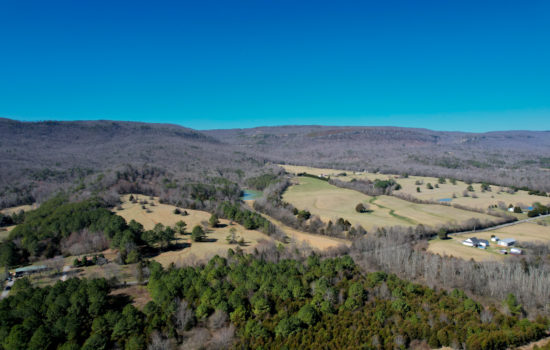 1.24 Acres in Sevierville, TN!